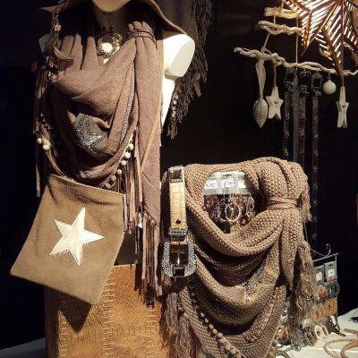 omslagdoeken & bontsjaals